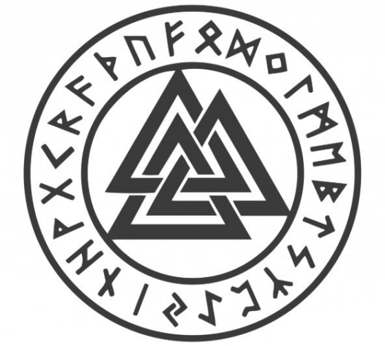 viking szimbólumok valknut