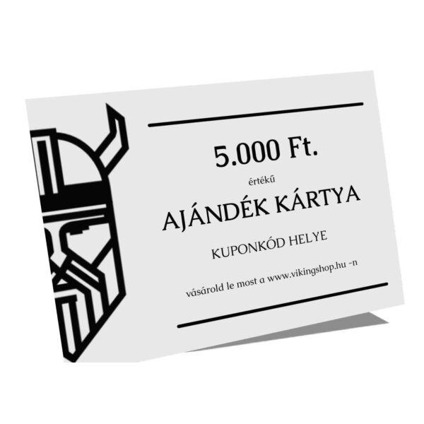 Viking ajándék kártya